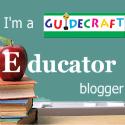 I'm a GUIDECRAFT Educator blogger