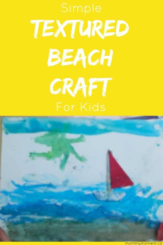 Textured Beach Craft