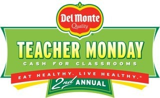 Del Monte Fresh ~ Teacher Monday