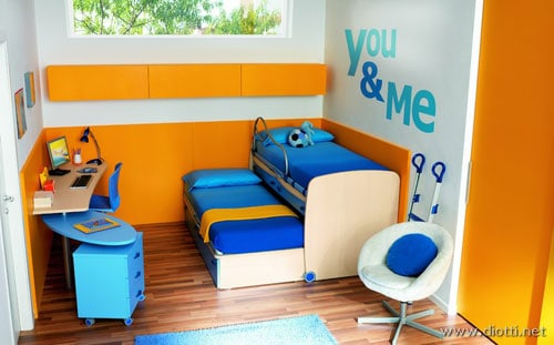 Small bedroom decor ideas for kids mommy moment for Room decor for small bedrooms
