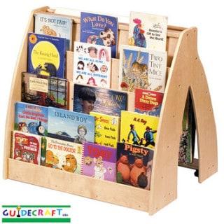 Guidecraft: Universal Book Display & Storage