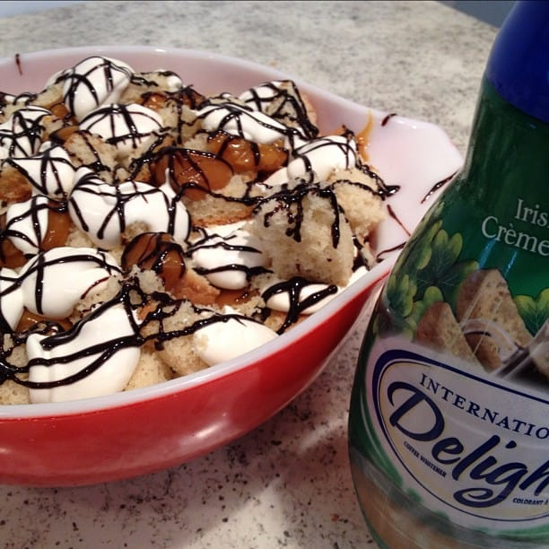 Trifle makes a yummy holiday treat {recipe} #indelight
