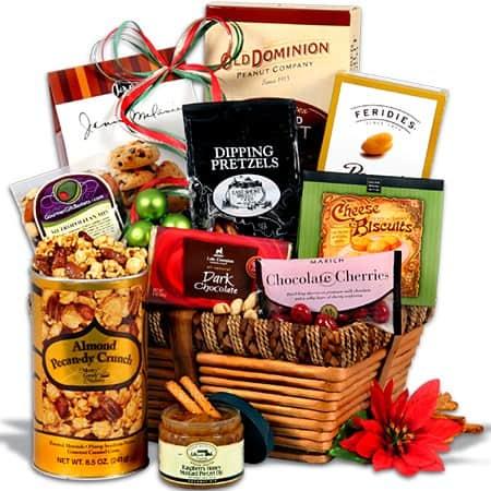 The Christmas Gift Basket Classic
