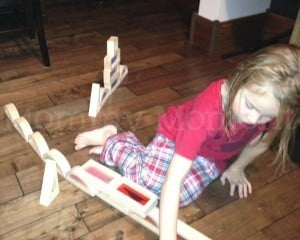Block Play : Mommy Moment