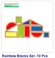 Guidecraft Educator Giveaway {Three Sets of Blocks}