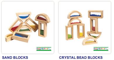 Guidecraft Blocks : Mommy Moment