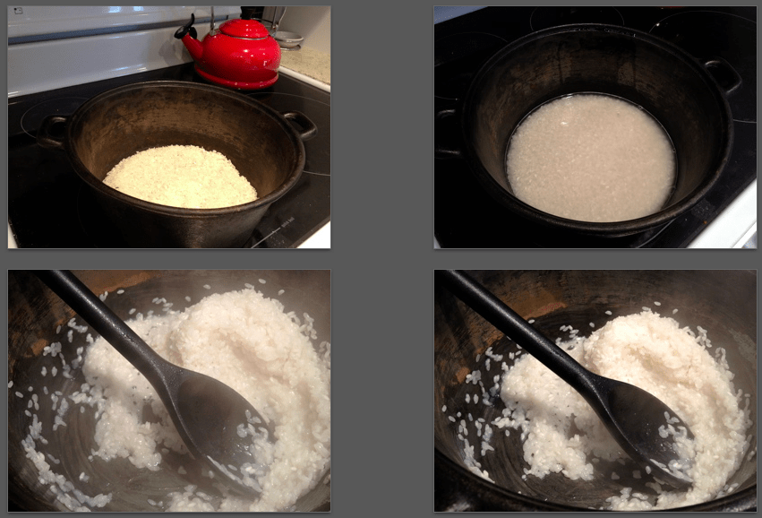 Homemade Rice Pudding : Mommy Moment