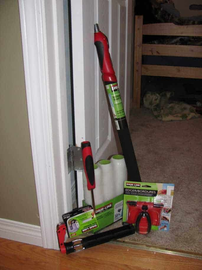SHUR-LINE Painting Kit #giveaway