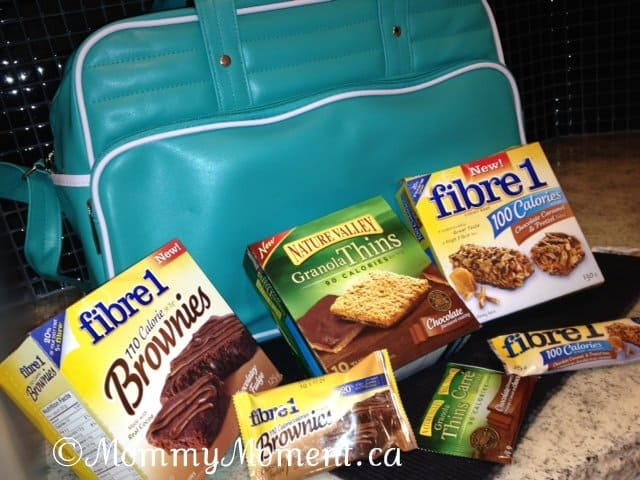 Fibre 1, Nature Valley & Weekender Tote $50 Prize Pack #Giveaway {#LMDconnector}