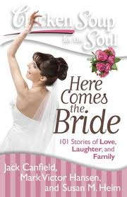 Chicken Soup for the Soul ~ Here Comes The Bride #giveaway {3 Winners}