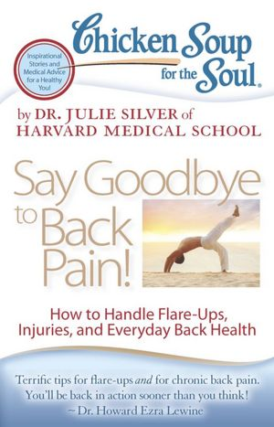 Chicken Soup for the Soul ~ Say Goodbye to Back Pain! #giveaway {3 Winners}