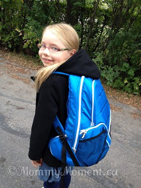Loving the Quality & Functionality of the Dudley Backpack from Staples Canada {and chance to #win a $2000 Prize Pack}