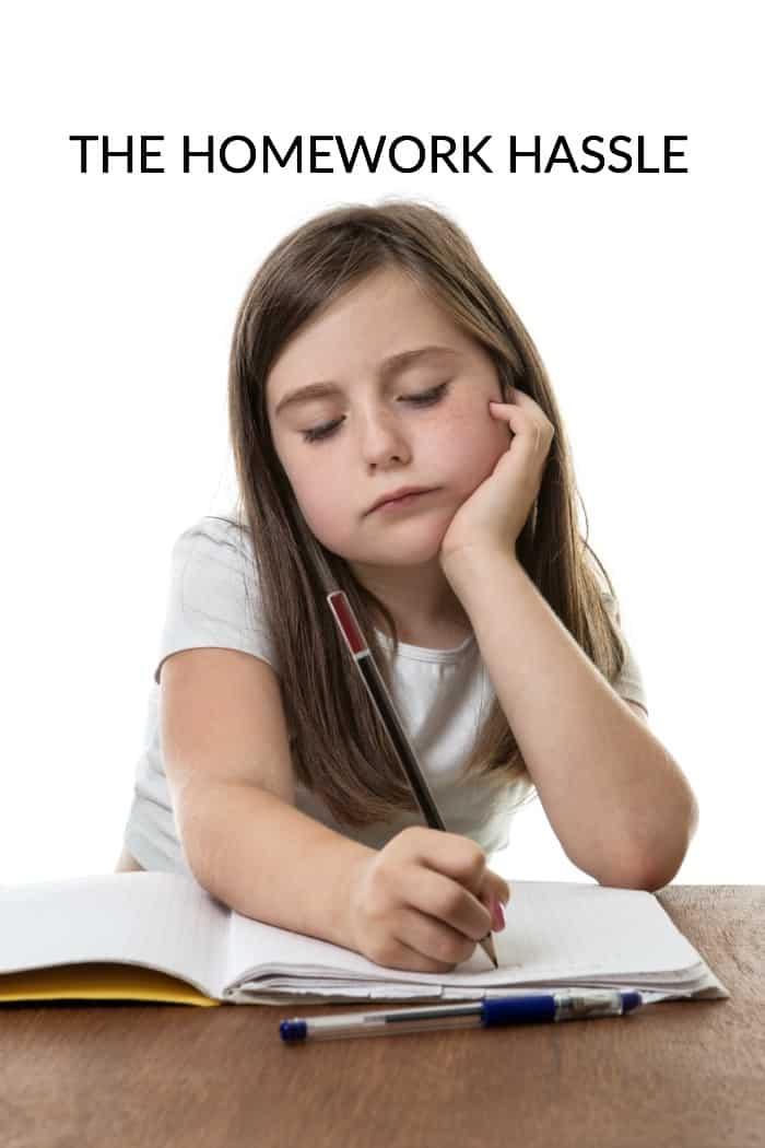 homework hasstle