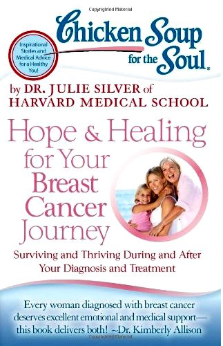 Hope & Healing for Your Breast Cancer Journey from Chicken Soup for the Soul #giveaway {3 Winners}