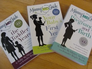 The Mommy MD Guides giveaways