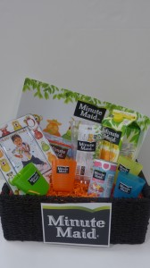 MinuteMaid Prize Pack giveaways