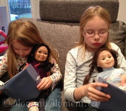 Canadian dolls