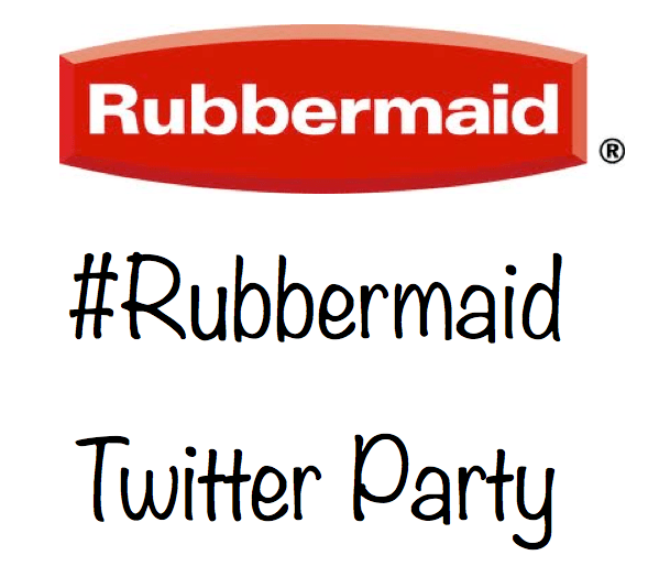Join Us For The #Rubbermaid Twitter Party, Wednesday December 5th – 9pm EST. Over $750 in Prizes!