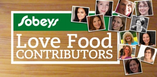 Sobeys food lovers bloggers