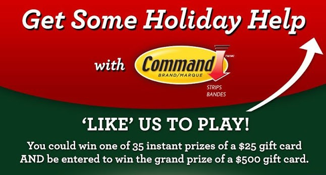 Command Holiday Contest
