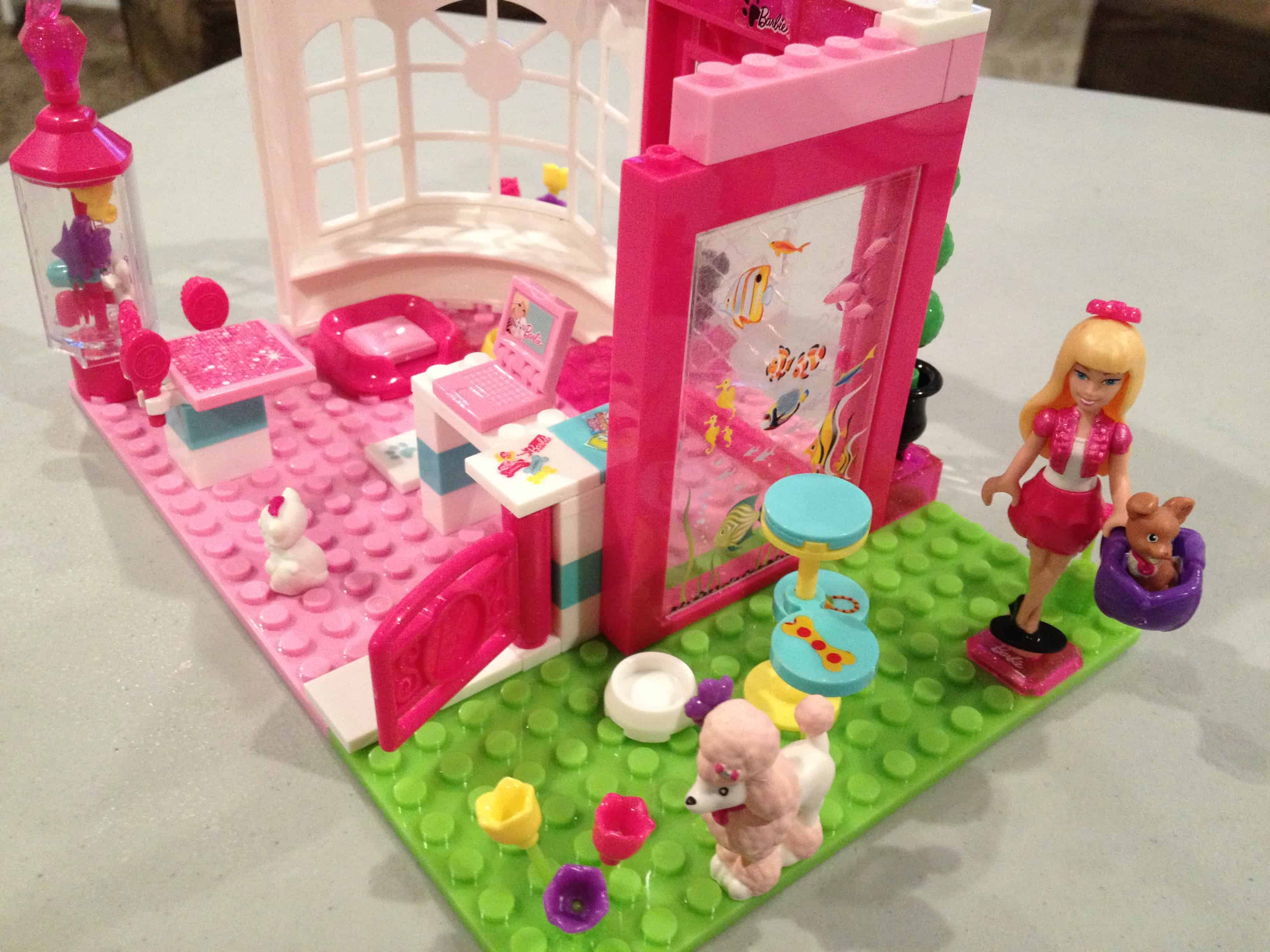 Barbiepetshop