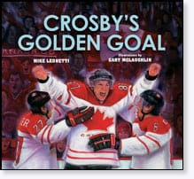 The NHL is Back and Scholastic Has Some Great Reads to Help You Celebrate!