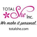 Total She Logo