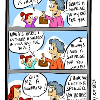 Are Your Kids Spoiled? ~ A Carl's Life #Cartoon