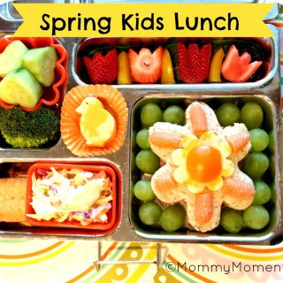 Spring Kids Lunch