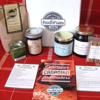 The Most Delicious Canadian Monthly Box Subscription!
