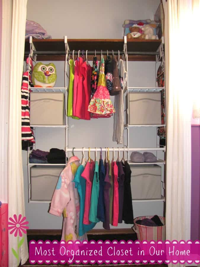 Most organized