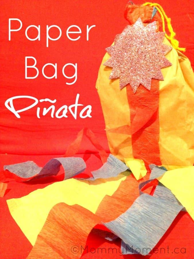 Paper Bag Pinata