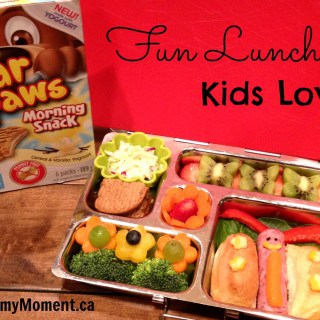 Fun Lunch for Kids & Giveaway