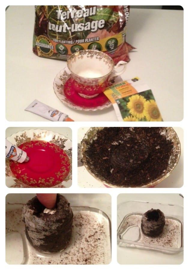 Tea Cup craft