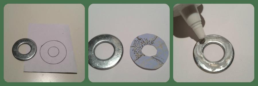 washer pendant