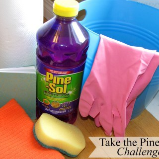TAKE THE PINE-SOL® CHALLENGE! #Giveaway {CAN}