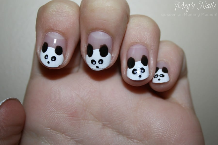 Animal nail art by megs nails her passion for nail art started at around age 11 but she never got into doing designs until this last summer when she prinsesfo Gallery