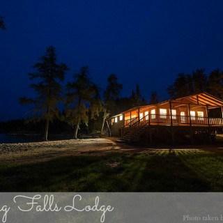 Shining Falls Lodge