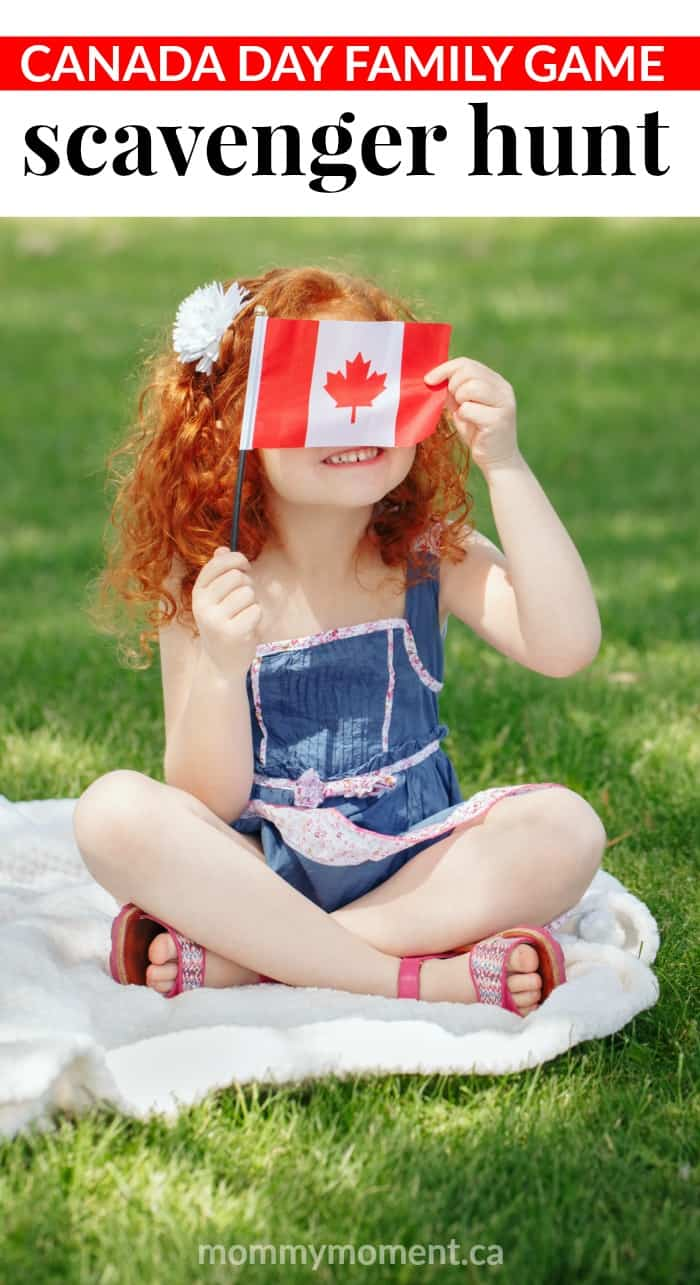 Canada Day Family Game
