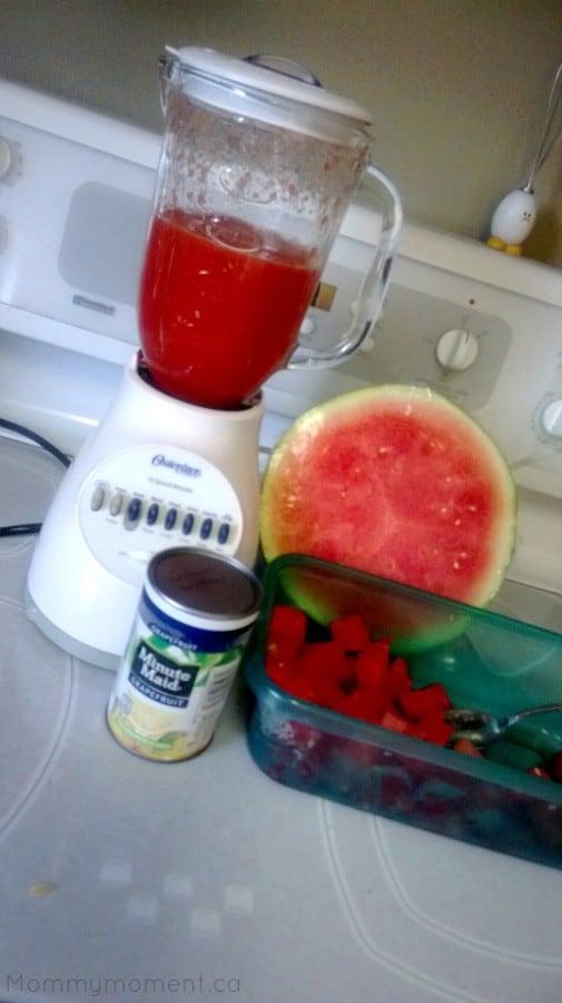 Minute Maid 3 ingredients