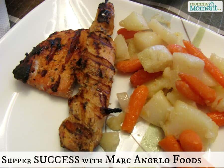 Supper Success MarcAngelo Foods