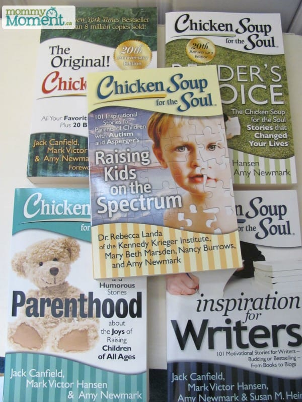 Chicken Soup for the Soul Prize Pack