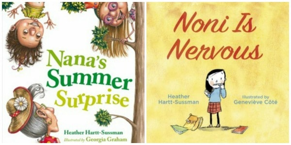 Heather Hartt Sussman Books