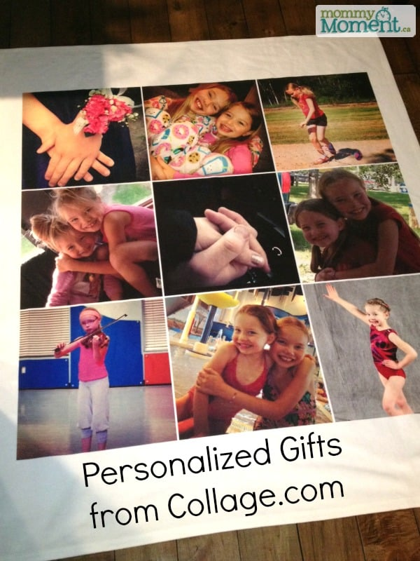 Personalized Gifts from Collage giveaways ending