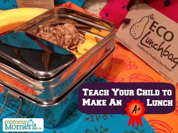 ECOlunchbox for kids