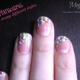French Manicures ~ Meg's Nails