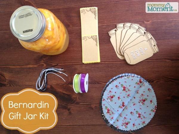 Gift jar kit