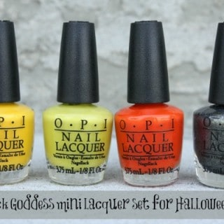 OPI Rock Goddess Nail Lacquer for Halloween