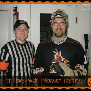 Tips for Making Homemade Halloween Costumes for Less!