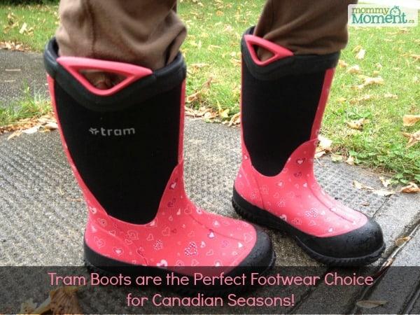 Tram Boots 1